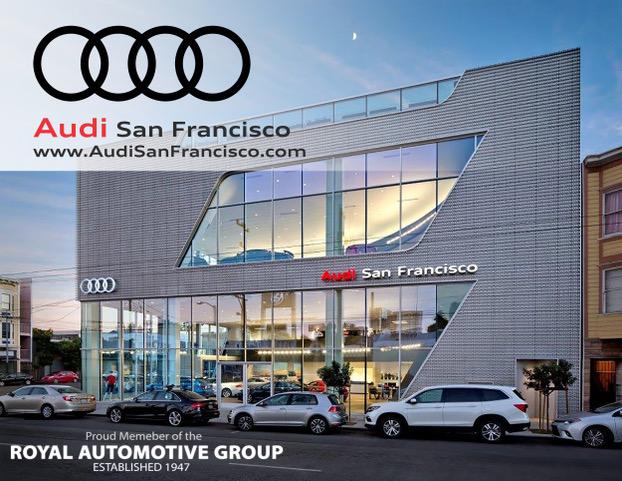 Audi San Francisco >> Audi San Francisco Signs On As Lead Sponsor Of Sarah