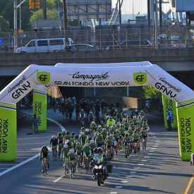 Campagnolo extends title sponsorship at GFNY World Championship NYC
