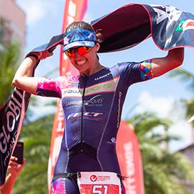 Walter Tlaija and Carolina Bilato wins Challenge Florianópolis
