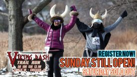 Viking Dash Trail Run™ prepares for biggest race of the year