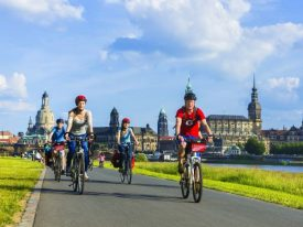 Freewheel Holidays Offers Self-Guided Bicycle Tours In Four Former Soviet-Bloc Countries