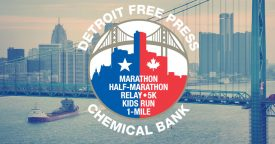 Detroit Free Press/Chemical Bank Marathon chooses Conquest Events™ App and Photos for its 2018 event weekend