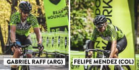 2 positive doping controls for EPO at GFNY NYC