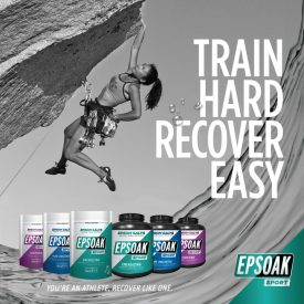 Epsom Salt Gains Exposure as Essential Recovery Method for Olympic and Celebrity Athletes