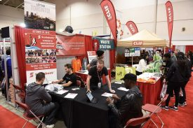 Participate in Canada's Largest, Best Established Running & Fitness Show