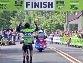 Winner of Campagnolo Gran Fondo New York 2015 was doping