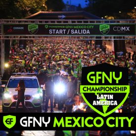 The Crowning of Champions: GFNY Mexico City determines King and Queen of Latin America
