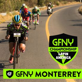 Inaugural GFNY Monterrey to be held on February 25, 2018