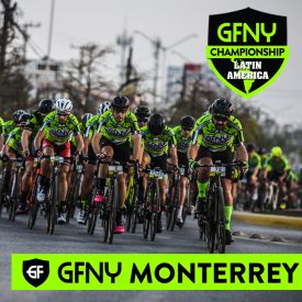 Mexican cyclists dominate inaugural GFNY Monterrey
