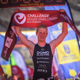 Emma Pallant and Pieter Heemeryck are the Winners of CHALLENGEMOGAN GRAN CANARIA