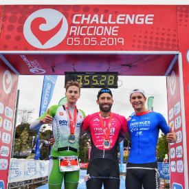 Mattia Ceccarelli and Elisabetta Curridori were the Winners of CHALLENGERICCIONE