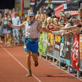 UltrAspire sees a large presence in the Western States 100 top 10