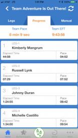 RaceJoy Announces Relay Team Tracking Innovation