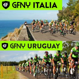 The GFNY Super Weekend: GFNY Italia and GFNY Uruguay