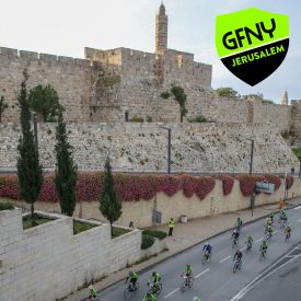 1300 riders and 30 Nations represent at GFNY Jerusalem