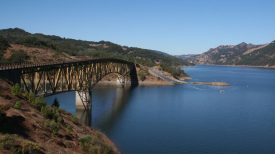The IRONMAN Foundation to Support Lake Sonoma Flood Recovery