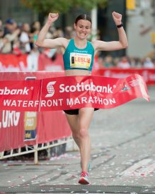 Canadian Women to Battle For Medals at the Scotiabank Toronto Waterfront Marathon
