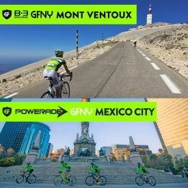 GFNY Super Sunday: Biemme GFNY Mont Ventoux and Powerade GFNY Mexico City this weekend