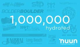 Nuun to Hydrate Over One Million Athletes on Course In 2016