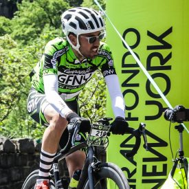 Positive doping control (EPO) at GFNY NYC