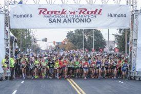 Humana Rock 'n' Roll San Antonio Marathon Kicks off Race Weekend