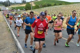 Gildea, Reichert Win 15th Napa-to-Sonoma Wine Country Half Marathon