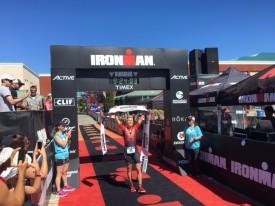 Sarah Piampiano wins inaugural IRONMAN Vineman