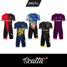 Spirit Multisport Welcomes Scatta as Official Cycling and Triathlon Apparel Partner