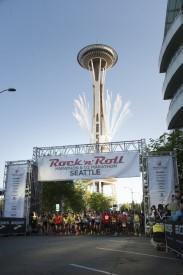 Rock 'n' Roll Seattle Revamps Marathon & Half Marathon Course