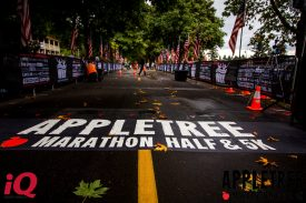 Inaugural APPLETREE Marathon overcomes local runners' lack of faith