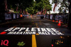 Inaugural APPLETREE Marathon overcomes local runners' lack of faith