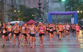 Indy Women's Half Marathon and 5K Brings Area's Fastest Female Runners to Indianapolis to Compete on Saturday, Sept. 29
