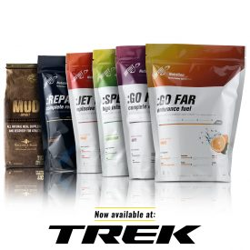 INFINIT Brings All-in-One Isotonic Fuel Mixes to Trek Dealer Distribution