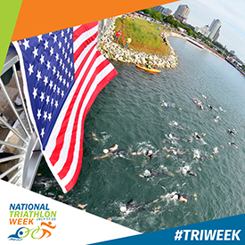 Entire Multisport Community Takes Part to Make First-Ever National Triathlon Week A Success