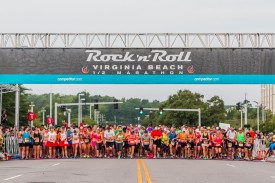 Sheryl Crow to Headline Humana Rock 'n' Roll Virginia Beach Half Marathon