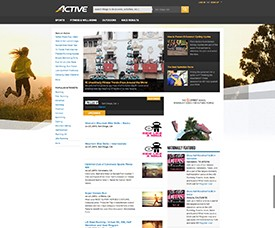 ACTIVE.com Reveals Sleek New User Design to Better Connect the Largest Endurance and Race Community With Thousands of Events