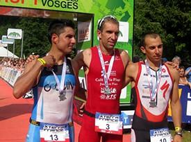 Lebrun, Erbenova win XTERRA France Championship