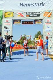 Ruzafa, Slack win XTERRA Germany