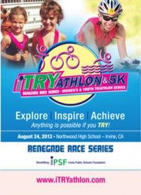 Renegade Racing's iTRYathlon Returns to Irvine