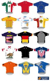 3ce888903 Champion System Official Jersey of the inaugural Hollywood Championship  Cycling (HCC) event