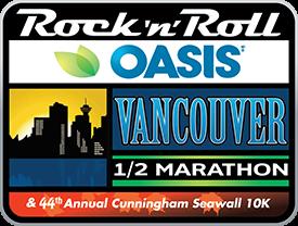 Vancouver Joins Rock 'n' Roll Marathon Series