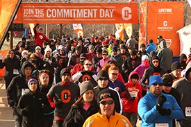 January 1 Commitment Day Movement to Lead Healthy, Active Lives Expands to 38 Cities in 2014