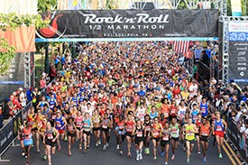 Rock 'n' Roll Marathon Series Launches New Elite Program