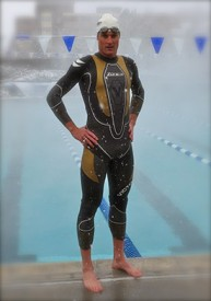Two-time Olympian Tyler Butterfield Partners with Zone3 Wetsuits