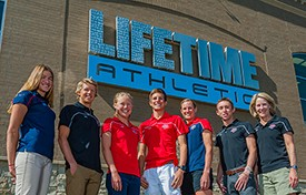 USA Triathlon Collegiate Recruitment Program Teams Up with Life Time Fitness Scottsdale
