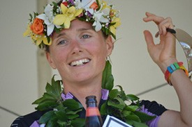 Nicky Samuels To Race Xterra Asia Pacific Tour Opener In Motatapu