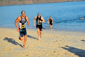 XTERRA World Tour Racing Wrap