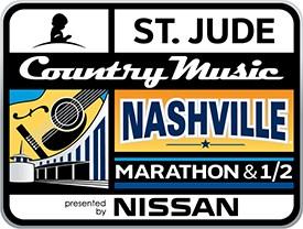Nissan returns to partner with the St. Jude Country Music Marathon &  ½ Marathon