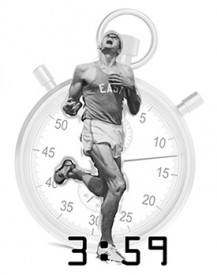 'Jim Ryun Festival of Miles' to Honor 50th Anniversary of Historic Sub-4:00 Minute Mile