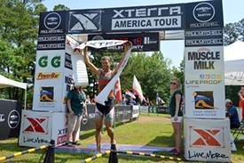 Middaugh, Duffy Win XTERRA Southeast Championship